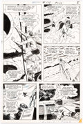 Original Comic Art:Panel Pages, Bob Brown and Murphy Anderson Superboy #175 Story Page 5 Original Art (DC, 1971)....