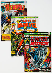 Bronze Age Comics Group of 40 (DC/Marvel, 1972-80) Condition: Average VF-.... (Total: 40 Items)