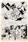 Original Comic Art:Panel Pages, Gene Day Master of Kung Fu #118 Story Page 2 Original Art (Marvel, 1982)....