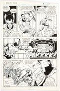 Original Comic Art:Panel Pages, Sal Buscema Thor #379 Story Page 3 Original Art (Marvel, 1987)....