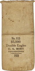 Mint Bag for 1928 Double Eagles