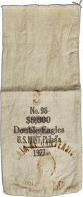 Mint Bag for 1927 Double Eagles