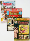 Bronze Age (1970-1979):Adventure, Tarzan Group of 19 (Gold Key/DC, 1968-75) Condition: Average FN.... (Total: 19 Items)