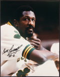 """Autographs:Photos, Bill Russell """"#6"""" Signed Oversized Photograph...."""