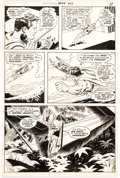 Curt Swan and Murphy Anderson Superman #237 Story Page 9 Original Art (DC, 1971)