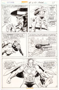 Original Comic Art:Panel Pages, Curt Swan and Murphy Anderson Superman #249 Story Page 15 Original Art (DC, 1972)....
