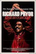 """Movie Posters:Documentary, Richard Pryor: Live in Concert & Other Lot (Warner Bros., 1979). Folded, Very Fine. One Sheets (2) (27"""" X 41""""). Documentary.... (Total: 2 Items)"""