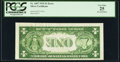 Error Notes:Inverted Reverses, Inverted Back Error Fr. 1607 $1 1935 Silver Certificate. PCGS Very Fine 25.. ...