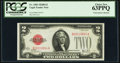 Fr. 1503 $2 1928B Legal Tender Note. PCGS Choice New 63PPQ