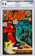 Bronze Age (1970-1979):Superhero, The Flash #207 Murphy Anderson File Copy (DC, 1971) CGC NM 9.4 White pages....