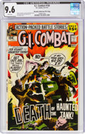 Bronze Age (1970-1979):War, G.I. Combat #150 Murphy Anderson File Copy (DC, 1971) CGC NM+ 9.6 White pages....