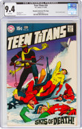 Silver Age (1956-1969):Superhero, Teen Titans #24 Murphy Anderson File Copy (DC, 1969) CGC NM 9.4 White pages....