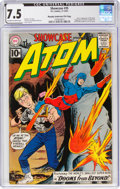 Silver Age (1956-1969):Superhero, Showcase #35 The Atom - Murphy Anderson File Copy (DC, 1961) CGC VF- 7.5 Off-white to white pages....