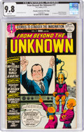 Bronze Age (1970-1979):Science Fiction, From Beyond the Unknown #17 Murphy Anderson File Copy (DC, 1972) CGC NM/MT 9.8 White pages....