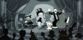 Animation Art:Limited Edition Cel, Showtime Betty Boop and B...