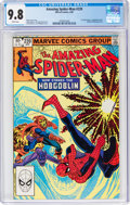 Modern Age (1980-Present):Superhero, The Amazing Spider-Man #239 (Marvel, 1983) CGC NM/MT 9.8 White pages....
