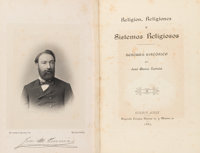 [Photography]. [Four Buenos Aires Printings]. Buenos Aires: 1871-1883.... (Total: 4 Items)