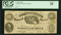 Confederate Notes:1861 Issues, T7 $100 1861 PF-6 Cr. 13 PCGS Very Fine 20.. ...