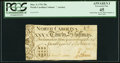 Colonial Notes:North Carolina, North Carolina March 9, 1754 30s PCGS Apparent Extremely Fine 45.. ...