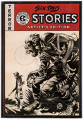 Books:Fine Press and Limited Editions, Jack Davis' EC Stories Artist's Edition Hardcover (IDW, 2013)....