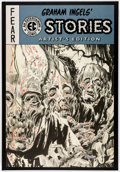 Books:Fine Press and Limited Editions, Graham Ingels EC Stories Artist's Edition Hardcover Book (IDW, 2016)....