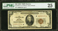 Fr. 1870-A* $20 1929 Federal Reserve Bank Star Note. PMG Very Fine 25