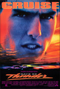 "Movie Posters:Sports, Days of Thunder & Other Lot (Paramount, 1990). Rolled, Very Fine/Near Mint. One Sheets (3) (27"" X 40.25"", 26.75"" X 39.75"", &... (Total: 3 Items)"