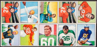 1950 and 1951 Bowman Football Collection (83)
