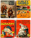 Big Little Book:Miscellaneous, Big Little Book Group of 7 (Lynn, 1930s-40s) Condition: Average VG.... (Total: 7 Comic Books)