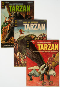 Tarzan #132-206 Near-Complete Range Group (Gold Key, 1962-72) Condition: FN/VF.... (Total: 75 Comic Books)