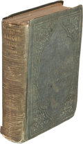Books:Americana & American History, Francis Parkman, Jr. The California and Oregon Trail. New York: 1849. First edition, second issue....