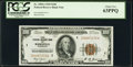 Low Serial Number 7373 Fr. 1890-I $100 1929 Federal Reserve Bank Note. PCGS Choice New 63PPQ