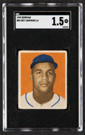 Baseball Cards:Singles (1940-1949), 1949 Bowman Roy Campanella #84 SGC Fair 1.5....