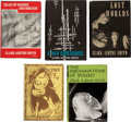 Books:First Editions, Clark Ashton Smith. Group of Five Books, comprising: Tales of Science and Sorcery. Sauk City: Arkham House, 1964. Fi... (Total: 5 Items)