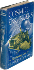 Books:First Editions, Clifford D. Simak. Cosmic Engineers. New York: Gnome Press, [1950]. First edition....