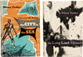 """Books:First Editions, Wilson Tucker. The Long Loud Silence. New York: Rinehart & Co., [1952]. First edition. Inscribed, """"For Pete Ogde... (Total: 2 Items)"""