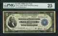 Large Size:Federal Reserve Bank Notes, Fr. 751 $2 1918 Federal Reserve Bank Note PMG Very Fine 25.. ...