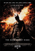 "Movie Posters:Action, The Dark Knight Rises (Warner Bros., 2012). Rolled, Very Fine+. One Sheet (27"" X 40"") DS Advance. Action.. ..."
