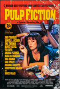"""Movie Posters:Crime, Pulp Fiction (Miramax, 1994). Rolled, Very Fine/Near Mint. One Sheet (27"""" X 40"""") SS. Crime.. ..."""