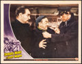 """Movie Posters:Crime, Sherlock Holmes and the Secret Weapon (Universal, 1942). Very Fine-. Lobby Card (11"""" X 14""""). Crime.. ..."""