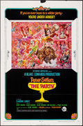 "Movie Posters:Comedy, The Party (United Artists, 1968). Folded, Fine+. One Sheet (27"" X 41"") Style B, Jack Davis Artwork. Comedy.. ..."
