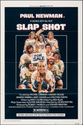 "Movie Posters:Sports, Slap Shot (Universal, 1977). Folded, Very Fine-. One Sheet (27"" X 41"") Style A, Craig Nelson Artwork. Sports.. ..."