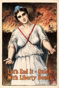 Movie Posters:War, World War I Propaganda (U.S. Government Printing Office, 1...