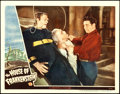 """Movie Posters:Horror, House of Frankenstein (Universal, 1944). Fine+. Lobby Card (11"""" X 14"""").. ..."""