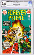 Bronze Age (1970-1979):Science Fiction, The Forever People #11 Murphy Anderson File Copy (DC, 1972) CGC NM+ 9.6 White pages....
