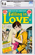 Bronze Age (1970-1979):Romance, Falling in Love #139 Murphy Anderson File Copy (DC, 1973) CGC NM+ 9.6 Off-white to white pages....