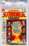 Bronze Age (1970-1979):Science Fiction, Strange Adventures #226 Murphy Anderson File Copy (DC, 1970) CGC NM+ 9.6 White pages....