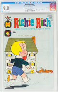 Bronze Age (1970-1979):Humor, Richie Rich #95 File Copy (Harvey, 1970) CGC NM/MT 9.8 Off-white to white pages....