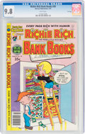 Bronze Age (1970-1979):Humor, Richie Rich Bank Books #39 File Copy (Harvey, 1979) CGC NM/MT 9.8 White pages....