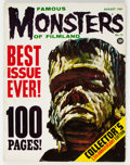 Magazines:Horror, Famous Monsters of Filmland #13 (Warren, 1961) Condition: VG/FN....